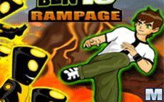 Ben 10 Rampage