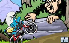 Lost Smurf Biking