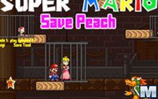 Super Mario: Save Peach