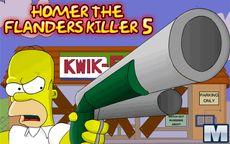Homer The Flanders Killer 5