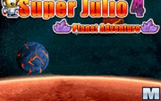 Super Julio 4 Planet Adventure