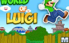 Super Mario y los mundos de Luigi
