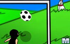 Guardamenta ninja - fútbol para porteros