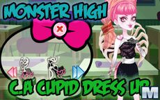 Toca vestir a cupido (C.A) Monster high