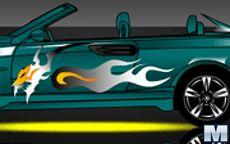 Juego de pintar o colorear carros y coches