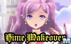 Hime Makeover, vestir a la princesa