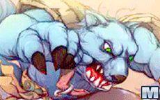 Werewolf Vampire War