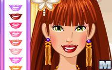 Juego de limpieza facial - Barbie Facial makeover