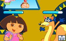 Juego de cocinar con Dora - Shop