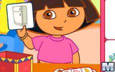 Juego de Bingo de Dora (infantil)