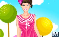 Juego de vestir a la muñeca barbie como si tuviera 15 años