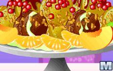 Juego de cocina de reposteria - Prepara un Helado sorpresa