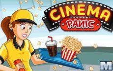 Cinema Panic - Juega a cocinar palomitas y bebida
