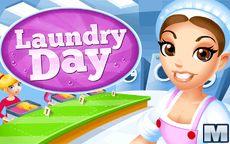 Juego de lavar ropa y planchar - Laundry Day