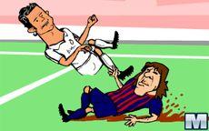 Ronaldo the Crying Game