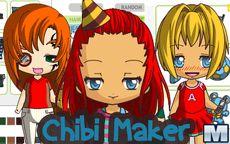 Chibi Maker - Vestirás a tu avatar chibi