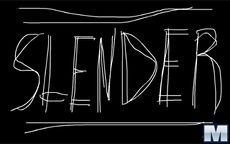 Juego de Slenderman 2D