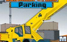 Container Crane Parking