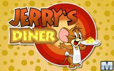 Juego de servir comida - El ratón Jerry se monta un restaurante