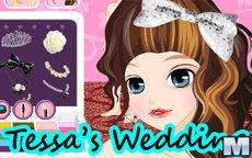 La boda de Tessa