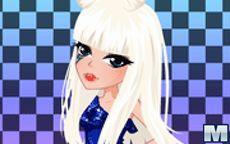 Dress Up Lady Gaga - Cute Version