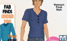 Revista de vestir a hombres - Zac Efron