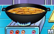Aprendiendo en la cocina - Pescado con patatas