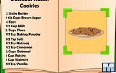 Cocina con el mejor chef - Galletas de avena