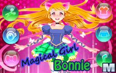 Vestir la Magical Girl Bonnie