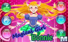 Vestir la Magical Girl Bonnie
