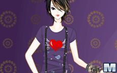 Emo Inspired Style Dress Up