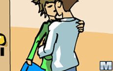 School Kissing