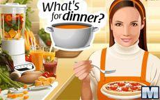¿Que vas a cocinar para cenar?
