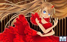 Vestir a la moda española, flamenco