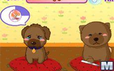 Juego Puppy Salon - peluquería de perros cachorros