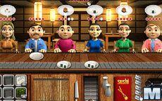 El juego de cocina de Youda Sushi Chef
