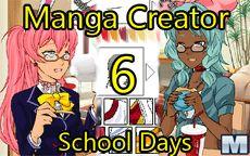 Manga Creator School Days 6