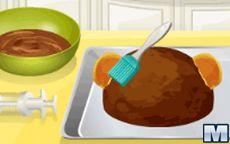 Cocina con Sara: pastel de mono