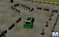 Vehicle Parking 3D