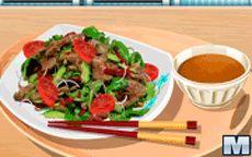 Cocina con Sara: Ensalada de Ternera Thai
