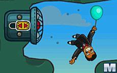 Amigo Pancho 4 - Volar con globos