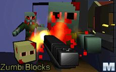 Minecraft: Zumbi Blocks