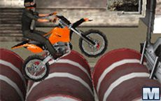 Dirt Bike 3D Stunt City
