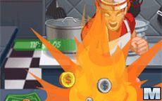 Sizzlefist - La furia del cocinero reflejada en sus platos