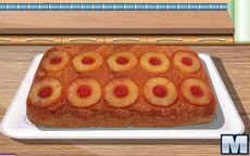 Cocina con Sara: pastel de piña