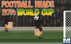 El juego del mundial futbolístico - Football Heads 2014 World Cup
