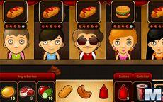 Cocina todo tipo de comida chatarra - Fast food Bar