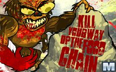 Kill Your Way Up: The Food Chain