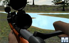 Juego Animal Hunter 3D - Matar con tu arma de caza para comer