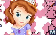 Princesita Sofia Puzzle
